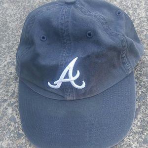 VTG Atlanta Braves Baseball Cap SZ S